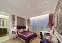 新古典家居风格装修卧室效果图