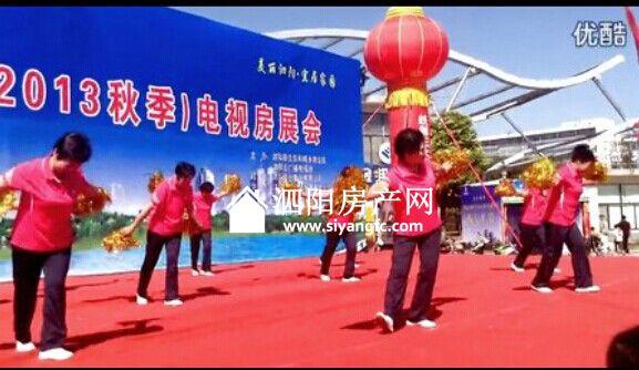 2013年泗阳第五届秋季电视房展会