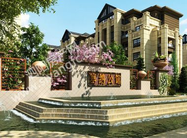 泗阳塞纳公馆:法式豪宅全城公开认筹