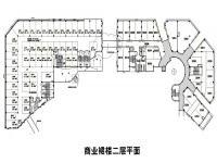 A-E2(商业裙楼二层平面)