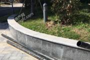 网友曝料:开发区管委会烂工程——东方假日花园