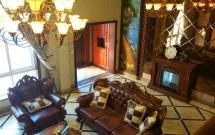名流新天地 4室2厅2卫 248㎡别墅 豪华装修