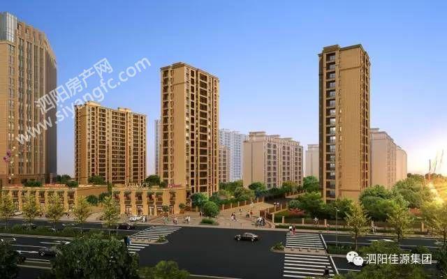 佳源・星湖湾二期:建筑面积约109-133�O多层电梯花园