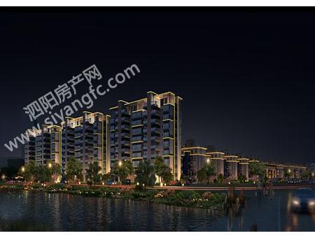 泗阳樾府・观玺台