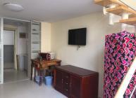 恒大国际广场(名豪国际)中装挑高公寓   设施齐全  拎包入住
